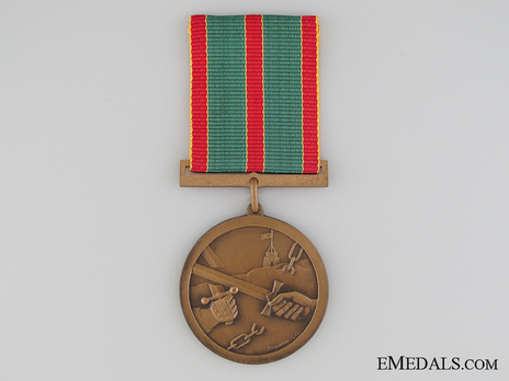 Medal of the Founding Volunteers of the Lithuanian Army Obverse
