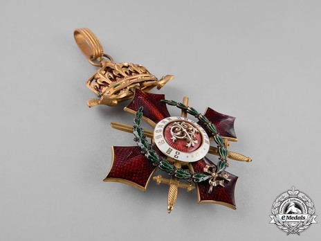 Order of Military Merit, Grand Cross (with war decoration) Obverse