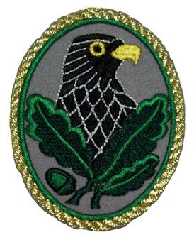 Sniper Badge, I Class Obverse