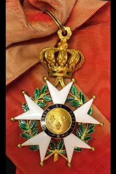 Order of the Legion of Honour, Type II, Commandant