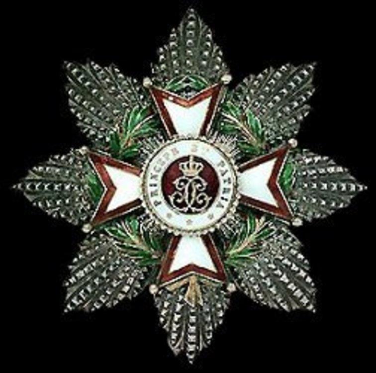 Order of st. charles star