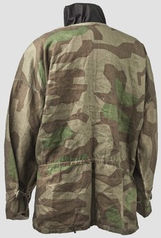German Army Camouflage Smock Reverse