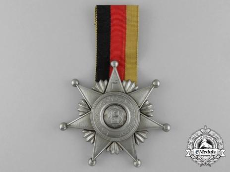 Order of Fidelity (Nishan-i-Vafa), II Class Obverse