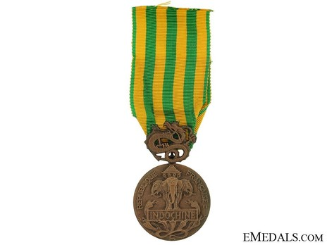 "Bronze Medal (stamped ""GC"" ""LM"") Obverse"