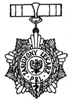 Meritorious Physician of the Polish People's Republic Obverse