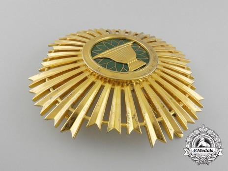 Royal Order of Sahametrei, Grand Cross Breast Star Obverse