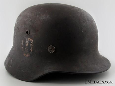 SS-VT Helmet M35 Profile