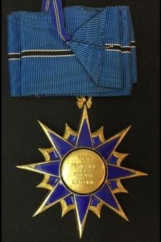Order of Civil Merit, Commander Reverse