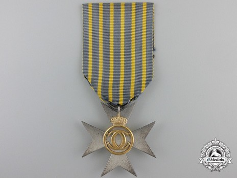 Medal for 25 Years of Military Service, Type II Obverse