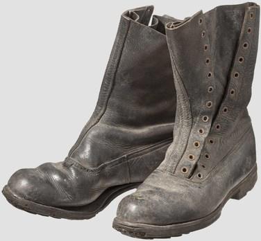 Luftwaffe 1st Model Jump Boots Obverse