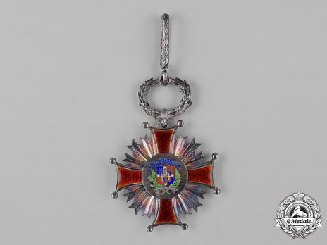 II Class Grand Cross Reverse