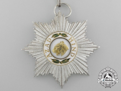 Grand Star (for noncombatant service, without swords) Obverse