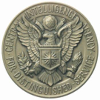 CIA Distinguished Intelligence Service Obverse