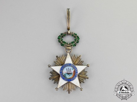Order of the African Redemption, Grand Commander Reverse