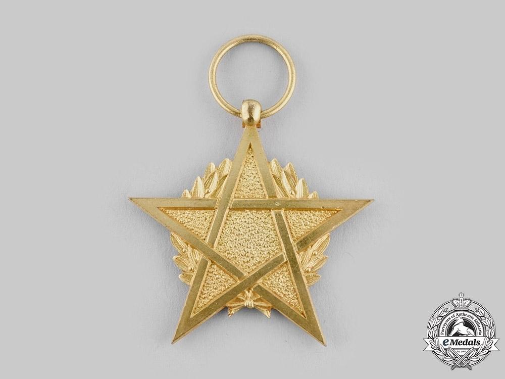 Morocco+star+of+merit+iiic