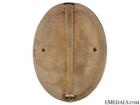 Breast Badge (1926-1933) Reverse