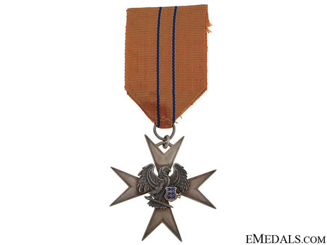 Order of the Eagle Cross, Silver Cross Obverse