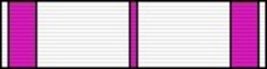 III Class Medal (for Literature, 2000-) Ribbon