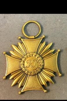 Cross of Merit, III Class Obverse