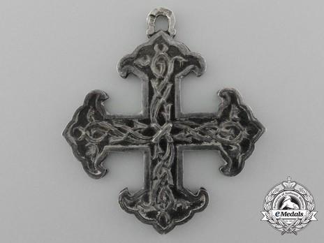 Order of St. Nina, IV Class Obverse