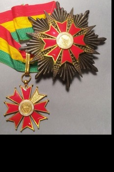 Order of the Thousand Hills, Grand Officer