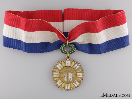 Order of Kalantiao (Kalantiaw), Commander Obverse