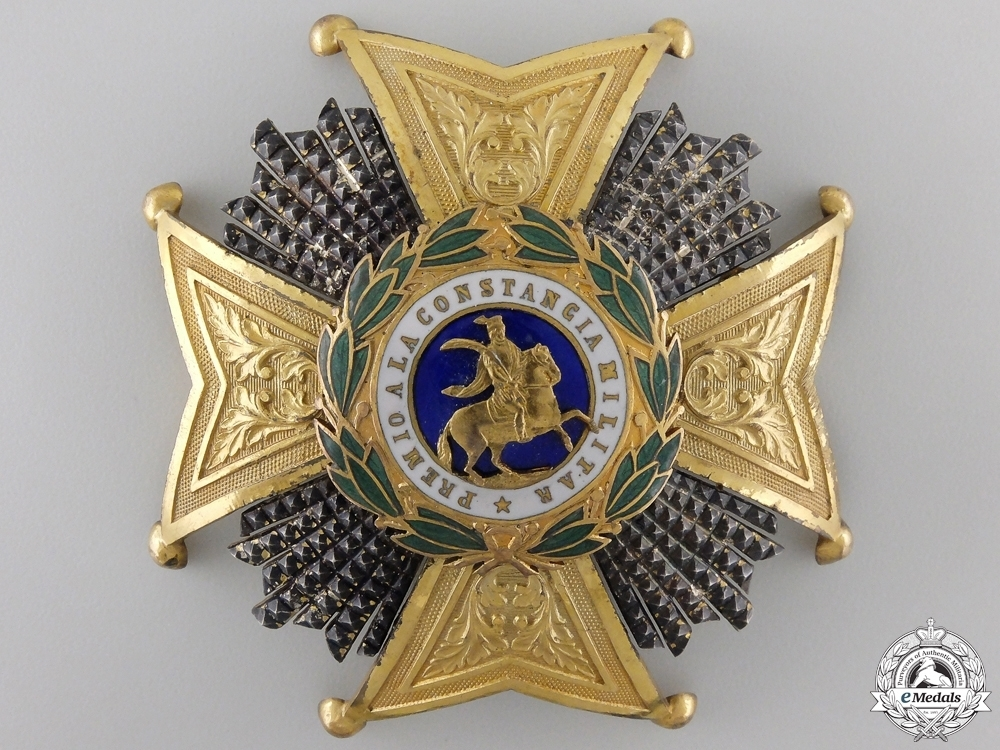 Commander+breast+star+%28bronze+gilt+and+silvered%29+obverse