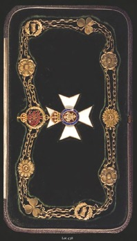Decoration Chain and Badge (1902-1921) Obverse