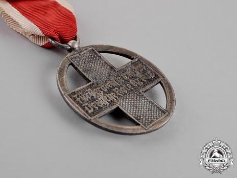 Cross of Honour of the German Red Cross, Type III, Medal Reverse