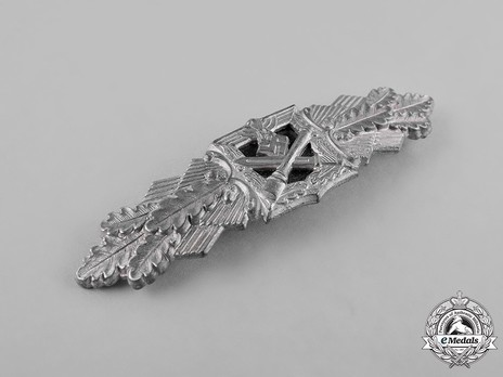 Close Combat Clasp, in Silver, by Funcke & Brüninghaus Obverse