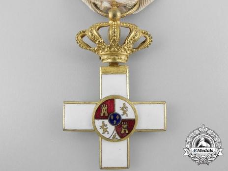 1st Class Cross (white distinction) (silver gilt) Obverse