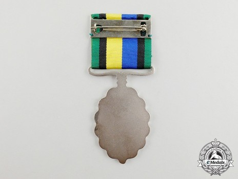 Long Service and Good Conduct Medal Reverse