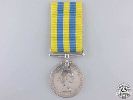 Korea Medal Obverse