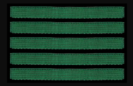 German Army Stabsfeldwebel Sleeve Grade Insignia Obverse