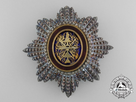 Royal Order of Cambodia, Grand Officer Breast Star