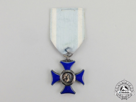 Order of Maria Anna, III Class Cross (in silver)