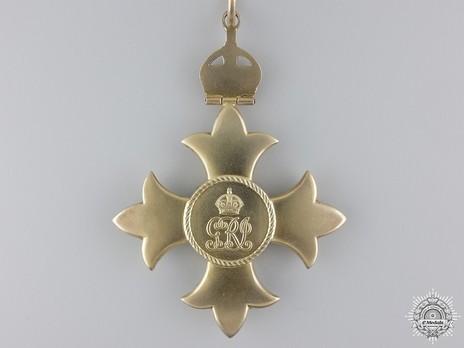 Commander (1917-1937) Reverse