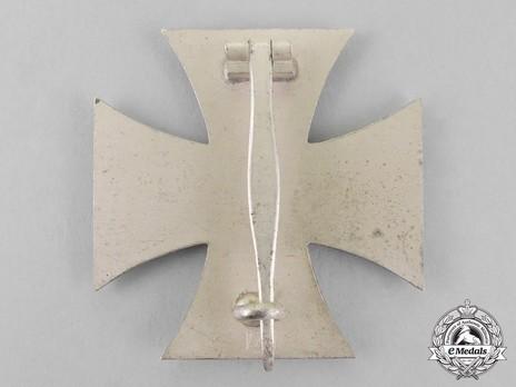 Iron Cross I Class, by W. Deumer (L/11) Reverse