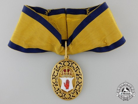 Gold Medal (for Baronets of the United Kingdom, 1929-) (Gold) Obverse