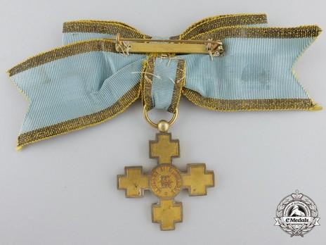 Elizabeth Cross Reverse