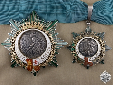 Grand Cross set Obverse
