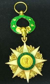 Order of Agricultural Merit, Officer Obverse