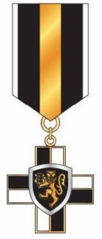 Order of Prison Officer Merit Obverse
