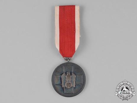 German Social Welfare Medal Obverse