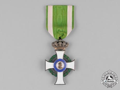 Albert Order, I Class, Knight, with Crown, SAxony (Kingdom) EG3114,