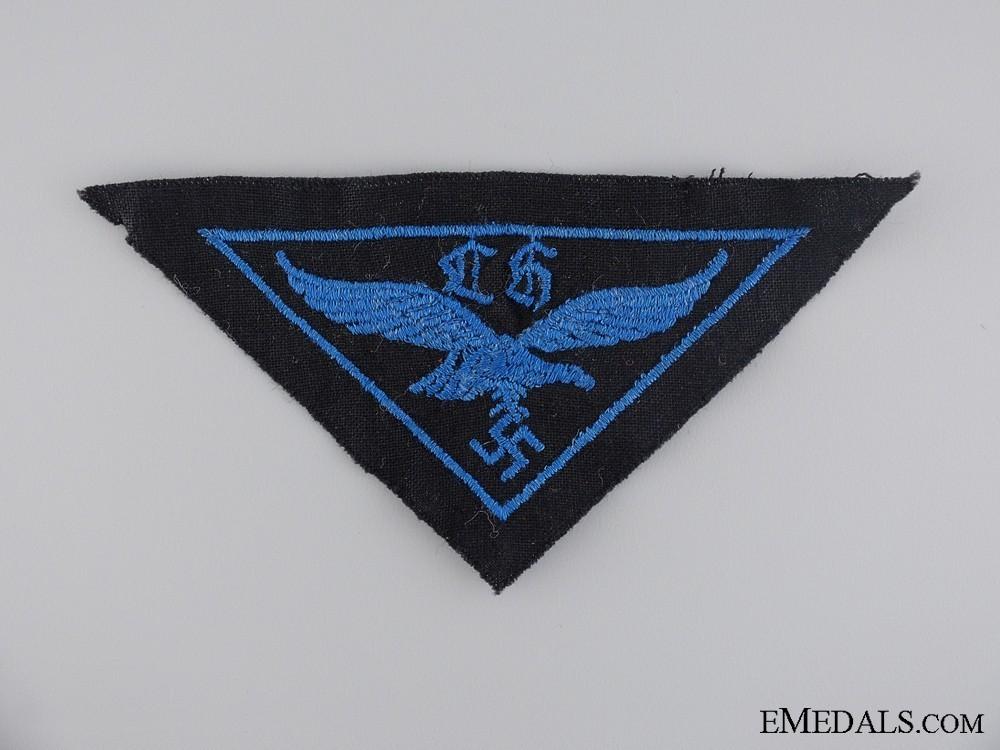 Luftwaffe war auxiliaries insignia obverse