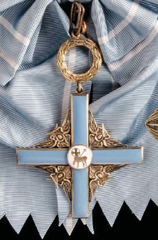 Order of the Holy Lamb, Grand Cross