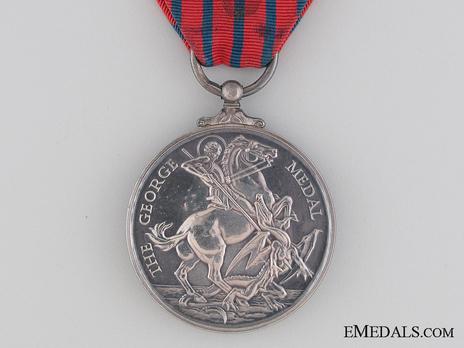 George Medal Reverse