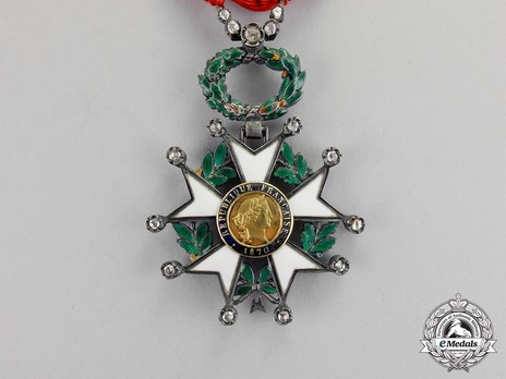 Knight (Silver and Diamond) Obverse