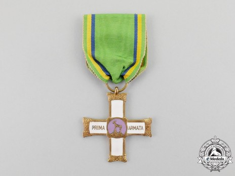 Commemorative Cross for the 1st Army (model I) Obverse